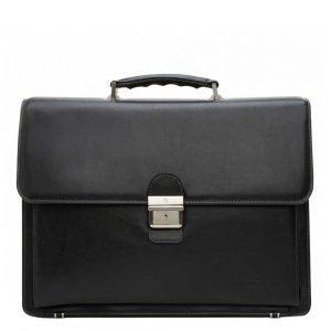 """Castelijn & Beerens Realta Laptoptas 15.4"""" zwart"""