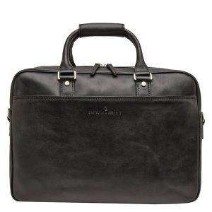 """Castelijn & Beerens Verona Business Laptoptas 15.6"""" zwart"""