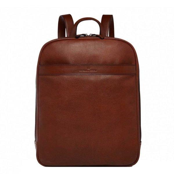 Castelijn & Beerens Vivo Rugzak 15.6 RFID cognac backpack
