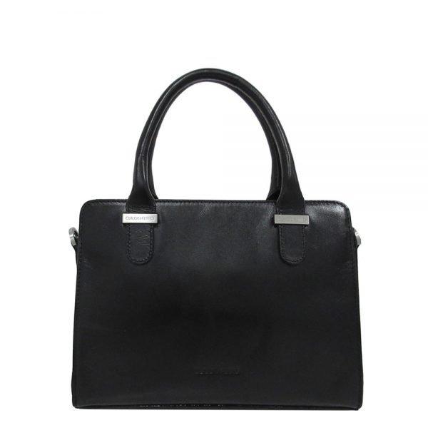Claudio Ferrici Classico Handbag black Damestas