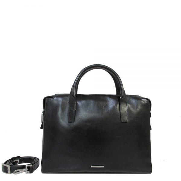 Claudio Ferrici Classico Handbag black II