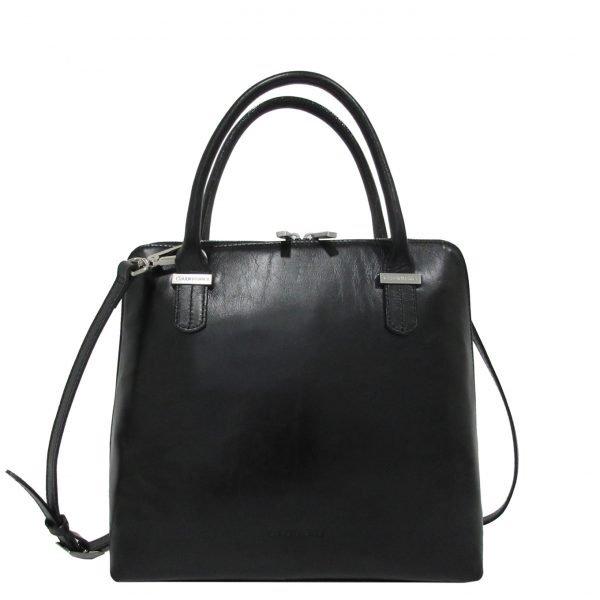 Claudio Ferrici Classico Handbag black III Damestas