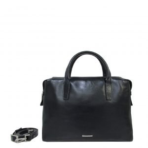 Claudio Ferrici Classico Handbag navy