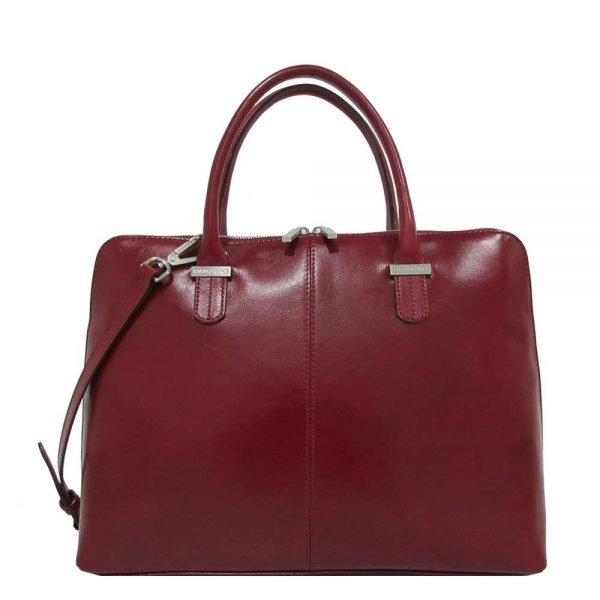 """Claudio Ferrici Classico Workbag 13.3"""" red"""