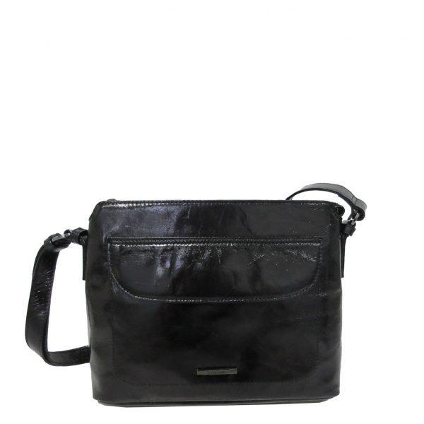 Claudio Ferrici Vecchia Handbag black Damestas