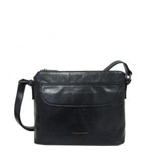 Claudio Ferrici Vecchia Handbag navy Damestas