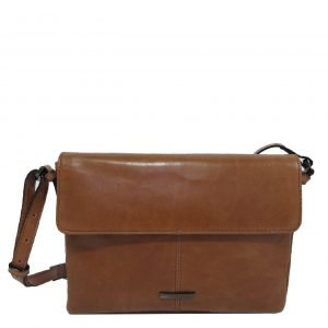 Claudio Ferrici Vecchia Shoulder bag cognac II Damestas