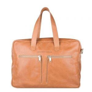 """Cowboysbag Back to School Kyle Bag 15"""" camel"""