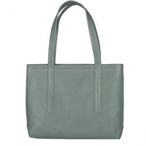 """Cowboysbag Brady 13"""" Shopper seagreen Damestas"""