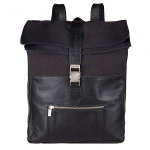 Cowboysbag Hunter 15.6 inch black backpack