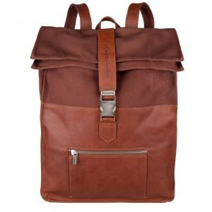 Cowboysbag Hunter 15.6 inch cognac backpack