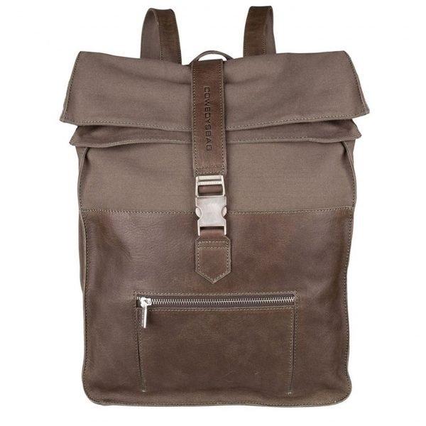 Cowboysbag Hunter 15.6 inch storm grey backpack