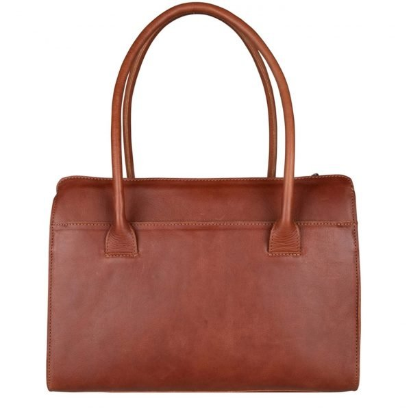 Cowboysbag Kara Hand Bag cognac Damestas