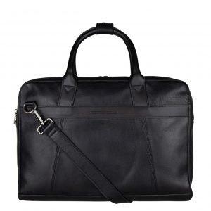 """Cowboysbag Ross 15.6"""" Laptop Bag black"""