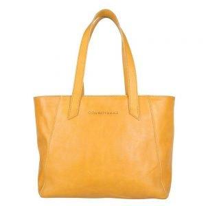 Cowboysbag Slanted Jenner Bag amber Damestas