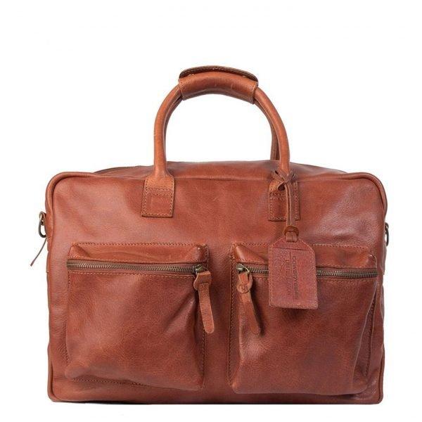 Cowboysbag The Bag Special Schoudertas oak Damestas
