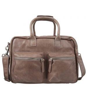 "Cowboysbag The College Bag Laptoptas 15.6"" elephant grey"