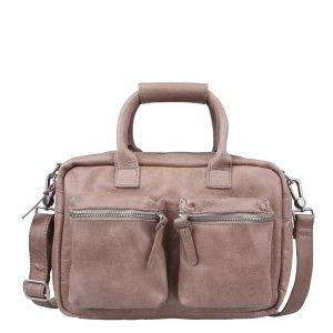 Cowboysbag The Little Bag Schoudertas elephant grey Damestas