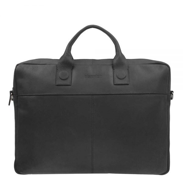 "DSTRCT Fletcher Street Workingbag 17"" black"