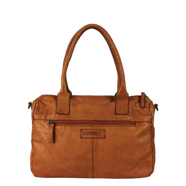 DSTRCT Harrington Road Handbag cognac Damestas