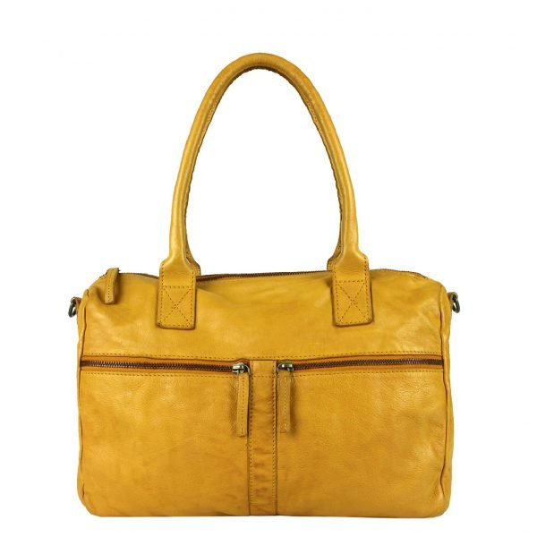 DSTRCT Harrington Road Handbag yellow Damestas