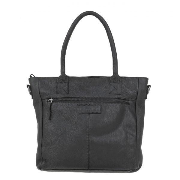 DSTRCT Raider Road Handbag black2 Damestas