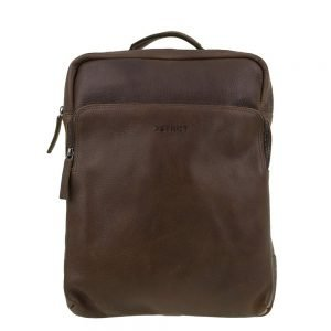 "DSTRCT Raider Road Montana Laptop Backpack 15.6"" cognac backpack"