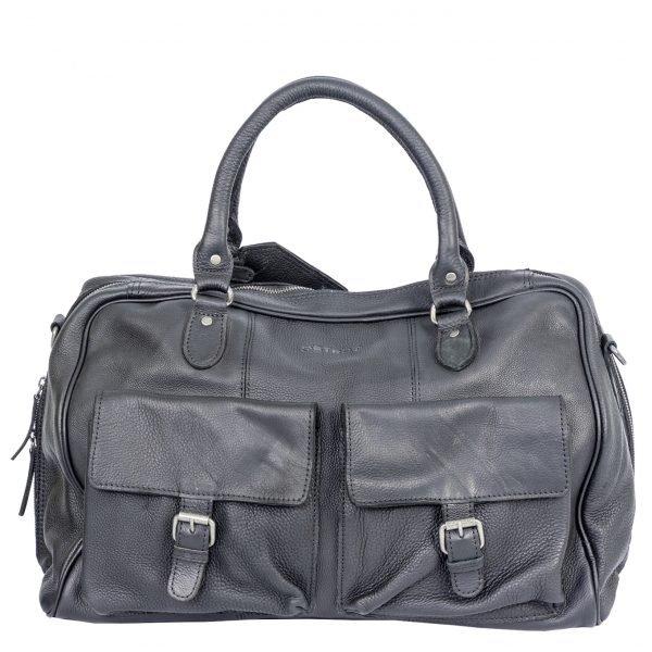 DSTRCT Raider Road Travelbag + black II