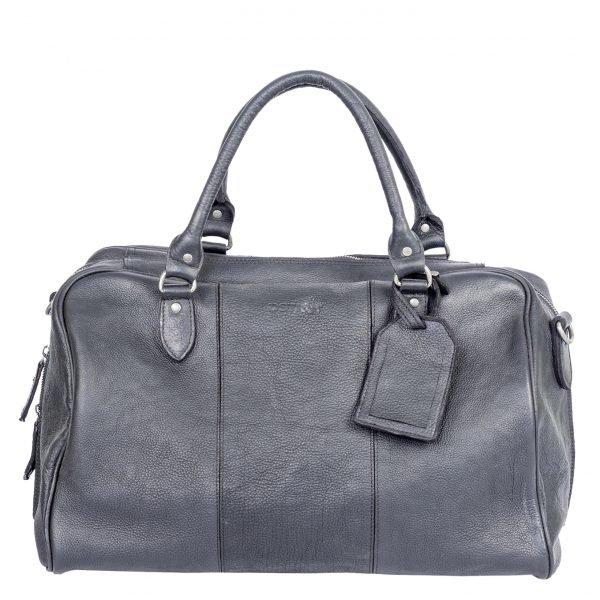 DSTRCT Raider Road Travelbag black