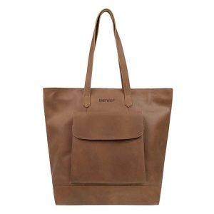 DSTRCT River Side Shopper brown Damestas