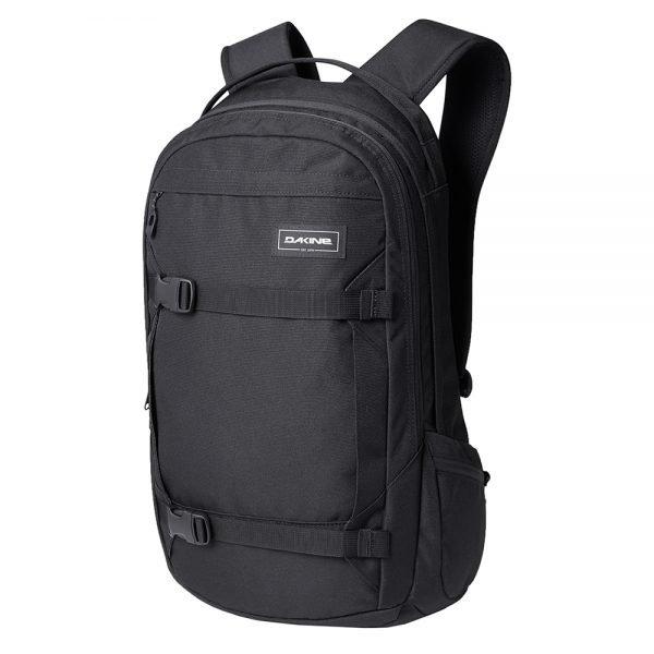 Dakine Mission 25L Rugzak black backpack