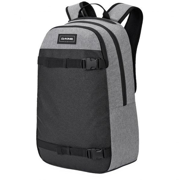 Dakine Urbn Mission Pack 22L greyscale backpack