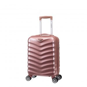 Decent Exclusivo-One Trolley 55 rose Harde Koffer