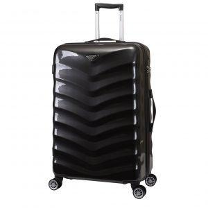 Decent Exclusivo-One Trolley 77 antraciet Harde Koffer