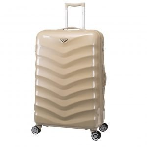 Decent Exclusivo-One Trolley 77 champagne Harde Koffer