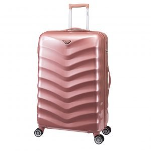 Decent Exclusivo-One Trolley 77 rose Harde Koffer