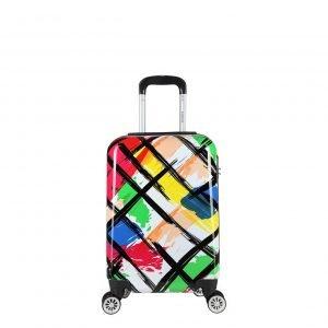Decent Forenza Trolley 55 cubes Harde Koffer