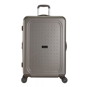 Decent Maxi Air Trolley 77 Expandable champagne Harde Koffer