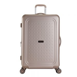 Decent Maxi Air Trolley 77 Expandable zalm Harde Koffer