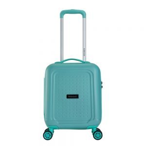 Decent Maxi Air Underseater Trolley 42 mint groen Harde Koffer