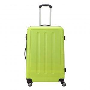 Decent Neon-Fix Trolley 76 lemon Harde Koffer