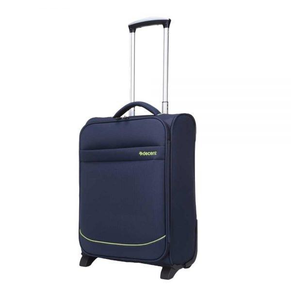 Decent Super-Light Trolley 50 donker blauw Zachte koffer