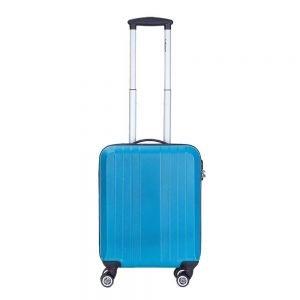 Decent Tobi Line Trolley 55 turquoise Harde Koffer