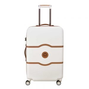 Delsey Chatelet Air 4 Wheel Trolley 67 angora Harde Koffer