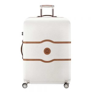 Delsey Chatelet Air 4 Wheel Trolley 77 angora Harde Koffer