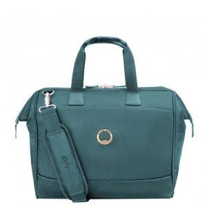 Delsey Montrouge Cabin Bag green Weekendtas