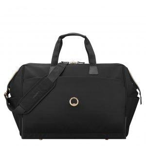 Delsey Montrouge Cabin Duffle Bag black Weekendtas