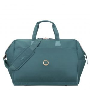 Delsey Montrouge Cabin Duffle Bag green Weekendtas