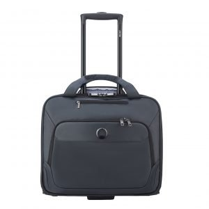 Delsey Parvis Plus 1 Compartment Cabin Trolley Boardcase M gris Zachte koffer