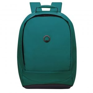 Delsey Securban Rugzak 15.6'' green backpack